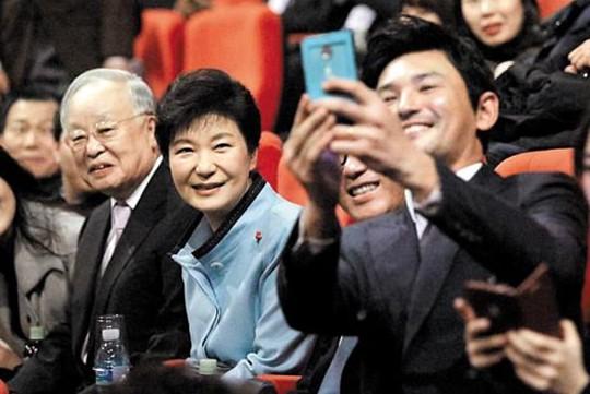 박근혜 국제시장
