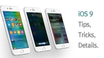 직접 작성해본 iOS 9에서 바뀐 점들