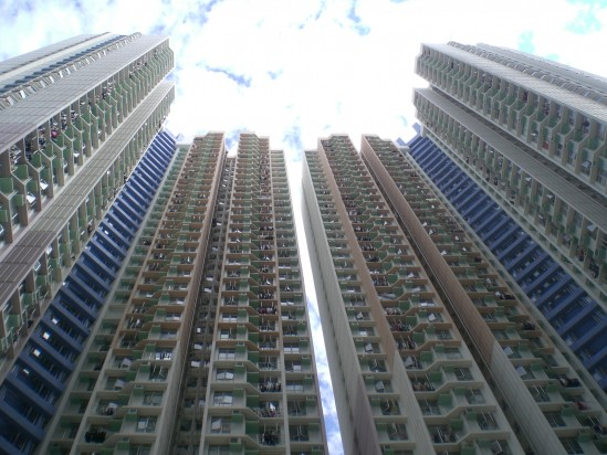 HK_Shek_Pai_Wan_Estate_High-rise_buildings