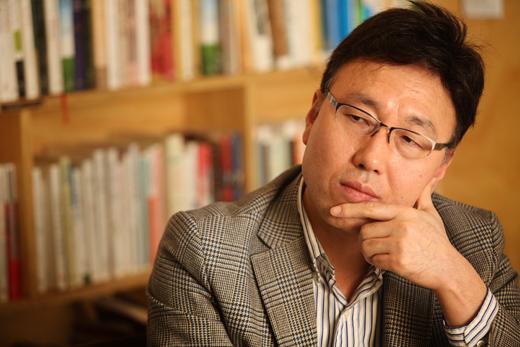후마니타스 박상훈 대표(출처: 프레시안)