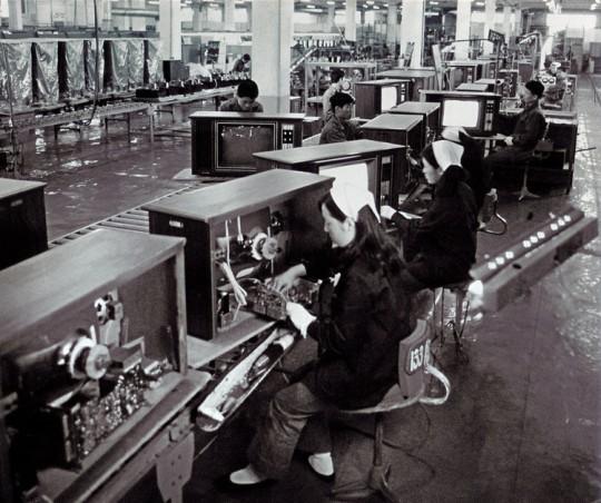 한국의 1970~80년대 평균 경제성장률은 연평균 9%였다. 이 시기에 10년마다 2.3배의 성장을 일군 것이다. (출처: 대한민국정부기록사진집)