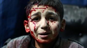 SNS의 낚시꾼들: 시리아 폭격을 악용하는 이들에게
