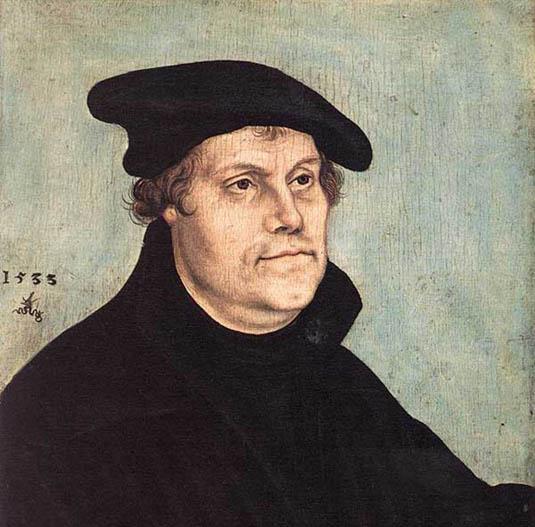 마틴 루터(1483~1546)