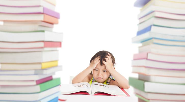 아이들에게 억지로 독서를 시켜서는 안 되는 이유다