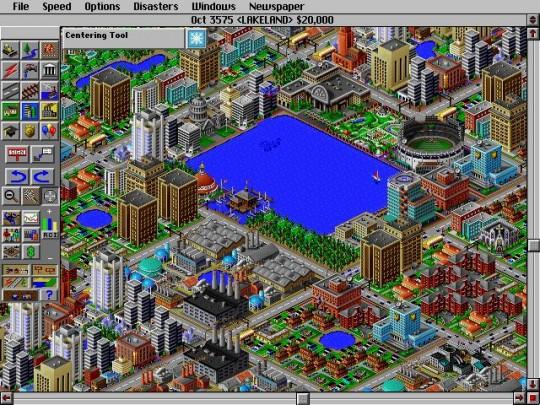 역시 시뮬레이션 게임의 명작 (1993)