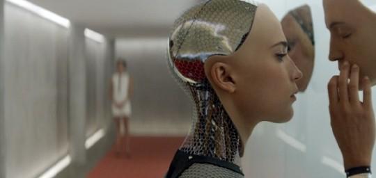 감정과 인격을 가진 AI를 그린 영화