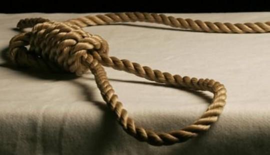 자살_hang_밧줄