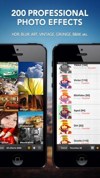 해외의 느낌이 물씬 나는 앱 디자인