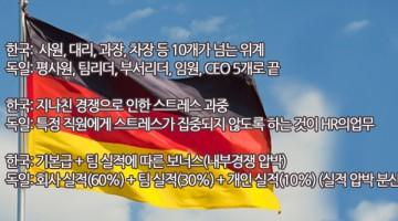 비교체험 한 vs. 독: 브라질 여성이 바라본 한국과 독일의 회사문화