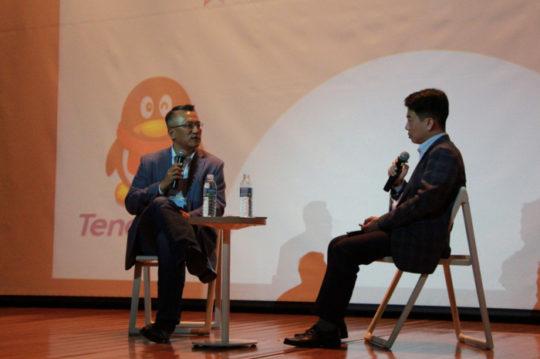 실리콘밸리의 한국인 컨퍼런스에서 이야기하는 트랜스링크 음재훈 대표