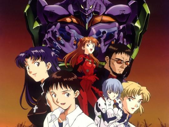 SF / 1995~1996년 / 전 26화 감독: 안노 히데아키