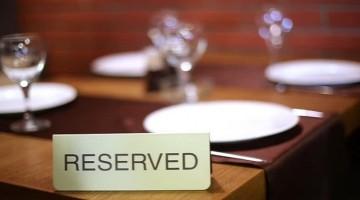 연말 레스토랑에서 '노쇼족'을 예방하는 단 한 마디