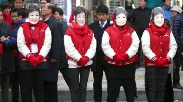 선진국에서 '복면시위'를 금지한 이유는?