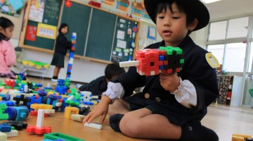 일본보육원의 부모참관을 다녀와서