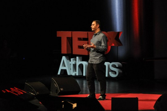 ted x athens
