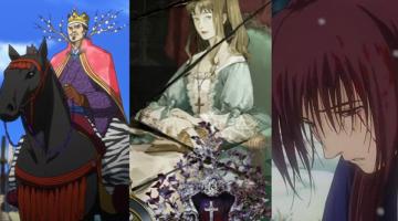 대체역사를 다룬 일본 애니메이션 3선