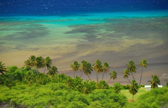 Kawela Beach Park Molokai Hawaii (Maui County), Photo by Pat McNally