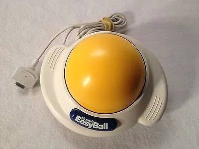 이지볼 초기버전의 모습. 후속탄은 없었고 다른 형태의 제품들이 나왔지만 아이들 전용 마우스 자체가 사라져버린다