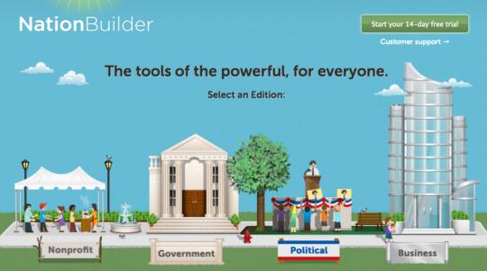 선거·행정 솔루션을 제공하는 네이션빌더