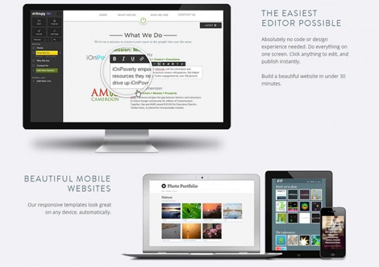 Strikingly is the best website builder for anyone to build a gorgeous, mobile-friendly website easily. Quick, simple…