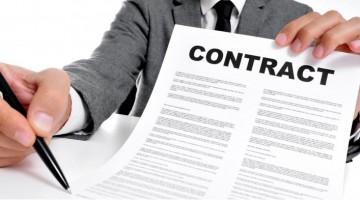계약서 돈 받는 조항 작성시 유의점 4가지