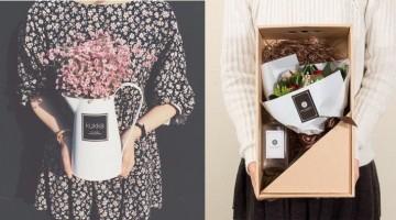 꽃 배달 스타트업의 2色전략