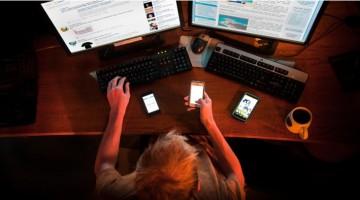 인터넷, 아니 산만함에서 벗어나기