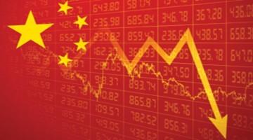 중국의 증시가 폭락한다고 '중국 경제의 위기'?