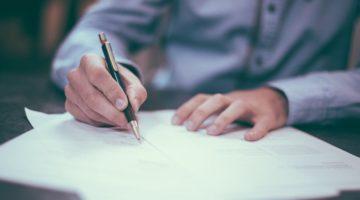 사업계획서 작성을 위한, 3가지 원칙