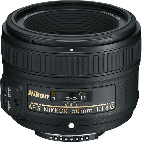 Nikon-50mm-f1.8-G