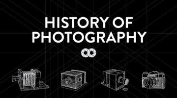 5분으로 압축한 사진의 역사
