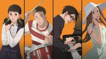'음악'을 소재로 한 애니메이션 3선