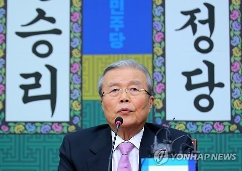 사실 이 분도 한 몫을 하지 않으셨을까 하는... 출처: 연합뉴스
