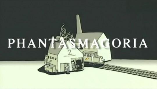 a piece of PHANTASMAGORIA ( 감독: 타무라 시게루 たむら しげる 1999)