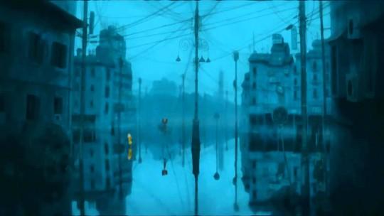rain town (감독: 이시다 히로야스 石田祐康 2010)