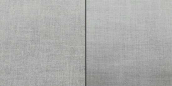 30수의 면(좌)와 60수의 면 출처: 우림사