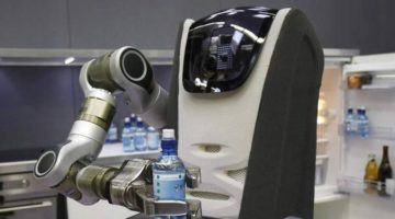 사람을 돌보는 집사 로봇, Care-O-bot 3
