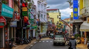 영원한 봄의 도시, 베트남 달랏