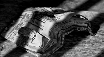 신문의 미래, 보급소에서 힌트 찾아라