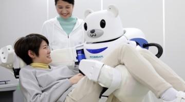 사람을 대체하고 있는 기계들: 병원 로봇 '터그'