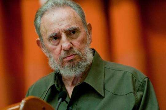 쿠바의 인권 변호사, 노동운동가, 군인, 정치가, 공산주의 혁명가인 피델 카스트로. 출처: 가젤리뷰