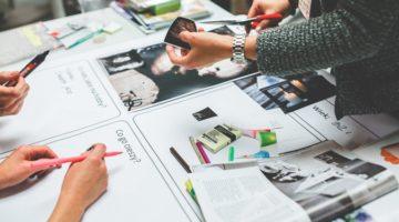 그래픽 디자인을 잘하기 위한 10가지 습관