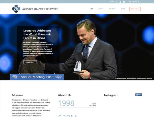 LDF 웹사이트
