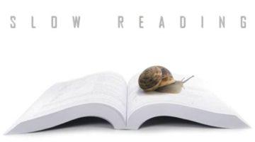 작가로 성장하는 슬로우 리딩의 6단계