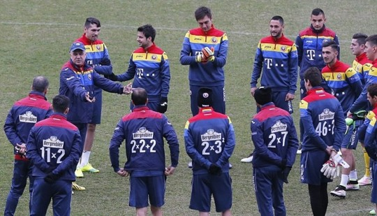 Romania_training