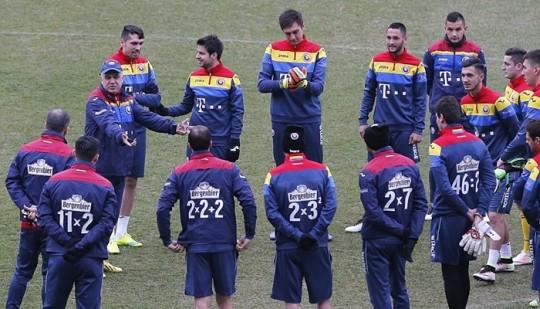 Romania_training