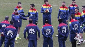 루마니아 축구 대표팀 등번호가 수학 공식인 까닭은?