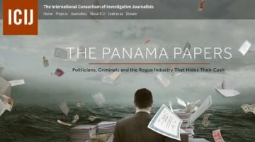 그들이 파나마 페이퍼를 보도하는 법