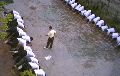 체벌의 목적은 과연 무엇일까? 출처: 청소년인권행동 아수나로