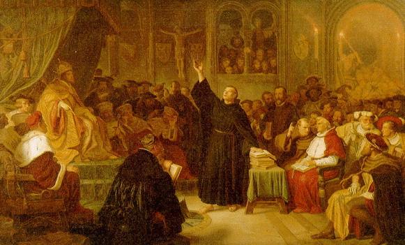 만인제사장주의를 주창한 건 그 유명한 종교개혁의 루터였다.
